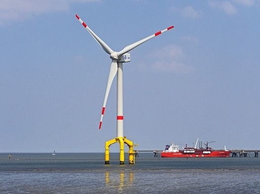 New London could become a regional hub for offshore wind development. (hpgruesen/Pixabay)