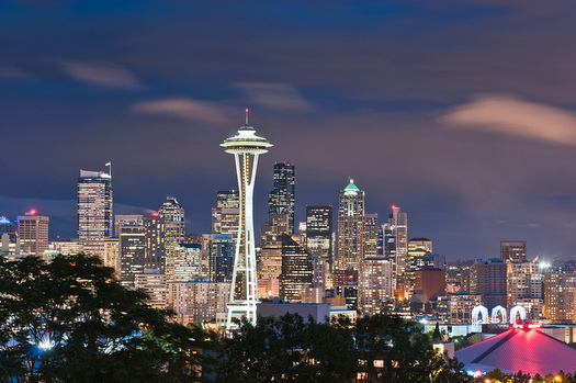 Last year, the Seattle City Council attempted to pass a tax on the city's wealthiest residents. (Phil Price/Flickr)