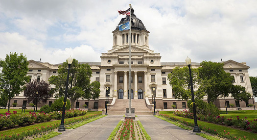 The South Dakota Legislature has 105 seats, with 84 occupied by men and 21 by women. (sdaho.org)