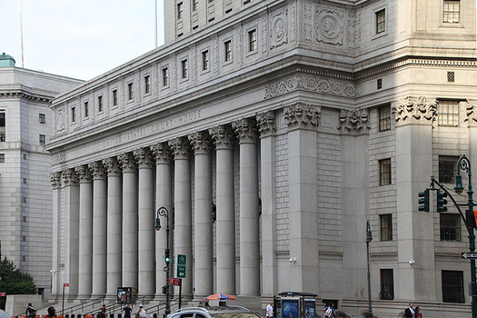 Attorneys say federal courts in New York have recognized immigrants' constitutional due-process right to bond hearings. (Bjoertvedt [CC BY-SA 3.0]/from Wikimedia Commons)