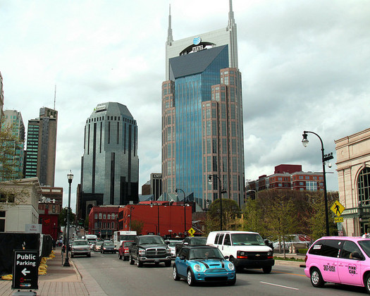 Nashville's transit referendum, on the May 1 ballot, would make major transportation improvements for residents with light rail, rapid buses and more. (Prayitno/flickr)
