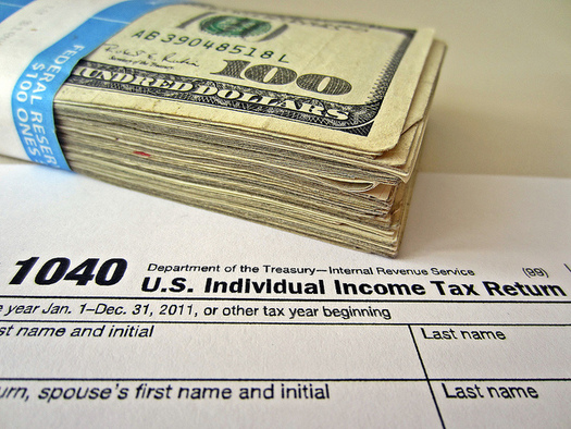 Is the money you pay in federal taxes paying for programs and services you'd prioritize? (401(k) 2012/Flickr)