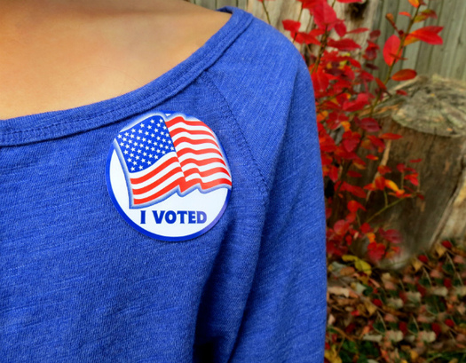 "A recent study from Harvard�s Institute of Politics shows 37 percent of voters under age 30 said they will ""definitely be voting"" in 2018 midterm elections, up from 23 percent who made that claim in 2014. (Michele M./Twenty20)"