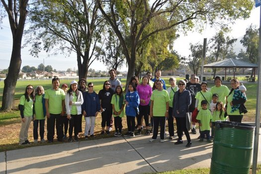 The Fontana Walks program won a grant last year to challenge residents to collectively walk 1 million miles over the course of a year. (Fontana Walks)