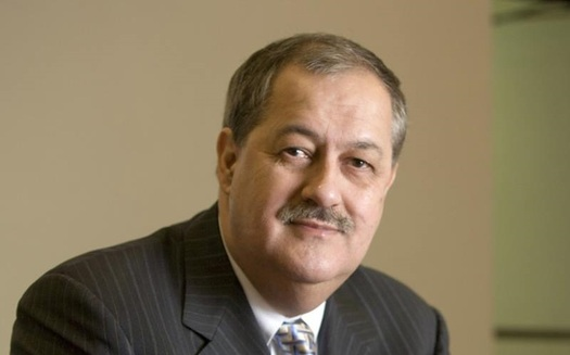 U.S. Senate hopeful Don Blankenship has just finished a one-year prison sentence related to the Upper Big Branch Mine disaster. (Don Blankenship for U.S. Senate)
