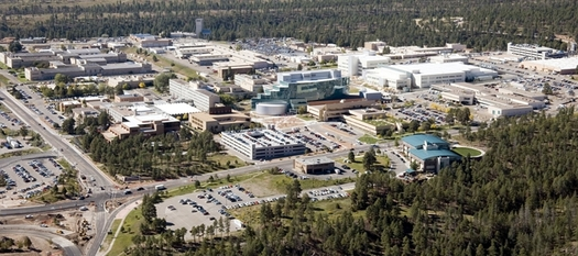 Increased nuclear weapons production at Los Alamos could bring more jobs, but also more safety and environmental concerns to New Mexico. (energy.gov)
