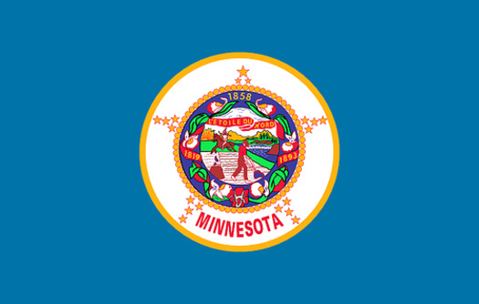 A new report says Minnesota's economic policies have resulted in growth that has outpaced neighboring Wisconsin's in most areas. (Cuksis/Flickr)