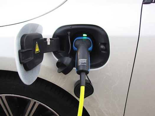 Some of Pennsylvania's share of the Volkswagen settlement money will help build charging infrastructure for electric vehicles. (Joenomias/Pixabay)