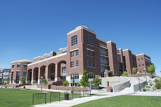 The Nevada System of Higher Education includes University of Nevada, Las Vegas University of Nevada, Reno, Nevada State College, as well as several community colleges. (Wikimedia Commons)