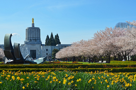 Gov. Kate Brown's proposed tax break would cost the state about $13 million a year, according to the Legislative Revenue Office. (Edmund Garman/Flickr)