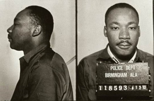 Organizers of the new Poor People's Campaign say some of what Dr. Martin Luther King, Jr., was pursuing with the first Poor People's Campaign has been sanitized and watered down by time. (Birmingham, Ala., Police Dept.)