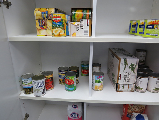 According to the U.S. Department of Agriculture, 32 percent of North Carolina seniors live in poverty and regularly confront almost empty food pantries. (Jewel Lake-Parish/Flickr)