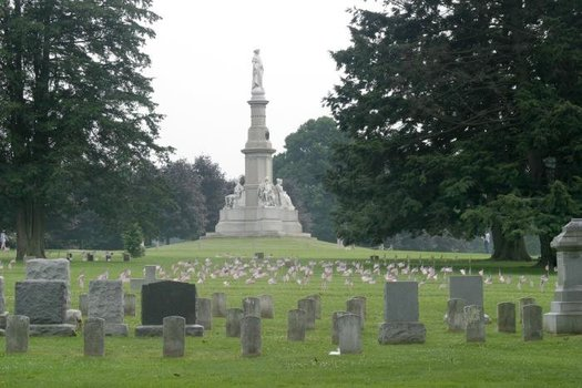 The program that helped create Gettysburg National Military Park and other iconic historic sites is set to expire Sept. 30. (Wikimedia Commons)