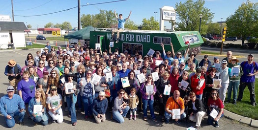 County clerks have until June 30 to verify signatures for a ballot measure to expand Medicaid coverage in Idaho. (Reclaim Idaho)