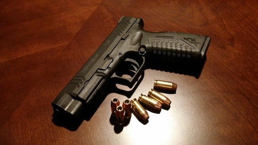 "When enforcement of Connecticut's ""red-flag"" law increased, firearm suicides dropped by 13.7 percent. (Brett_Hondow/Pixabay)"