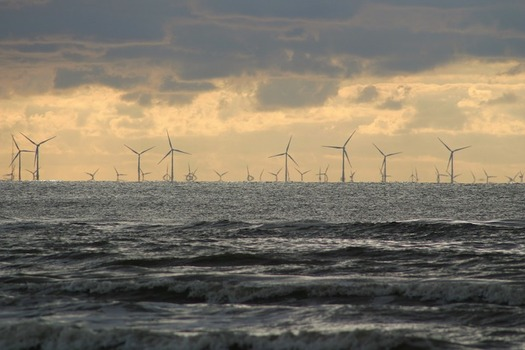 Massachusetts and Rhode Island already have awarded bids for 1,200 megawatts of offshore wind energy. (David_Kaspar/Pixabay)
