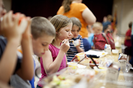 Summer meal programs are an important resource for working families when school isn't in session. (smgu3/Twenty20)