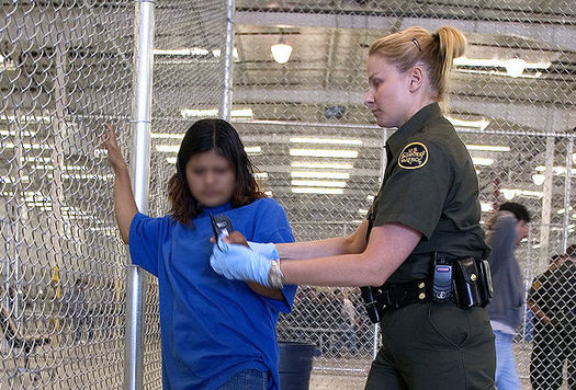 "The Texas Pediatric Society has characterized the practice of separating immigrant children from their parents as ""inhumane and unnecessary."" (Gerald L. Nino)"