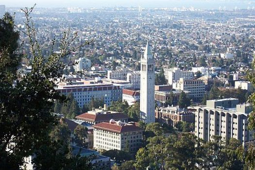 The City of Berkeley scored very high on the Livability Index due to its parks, transportation, and access to education. (Introvert/Wikimedia Commons)