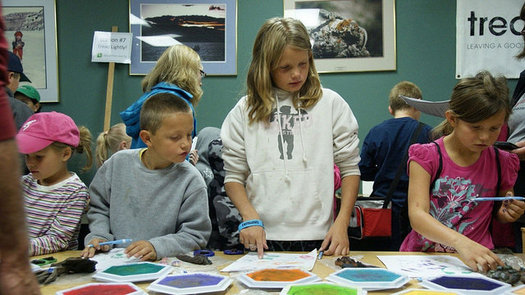 Enrolling CHILDREN in educational summer activities would cost many Nevada family more than half of their summer income, according to the Center for American Progress. (BLM/Flickr)