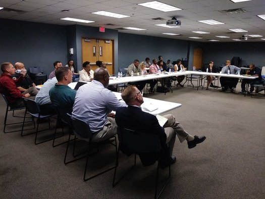 Nashville agencies recently attended a Cure Violence 101 Workshop, organized by Gideon's Army. (Gideon's Army)