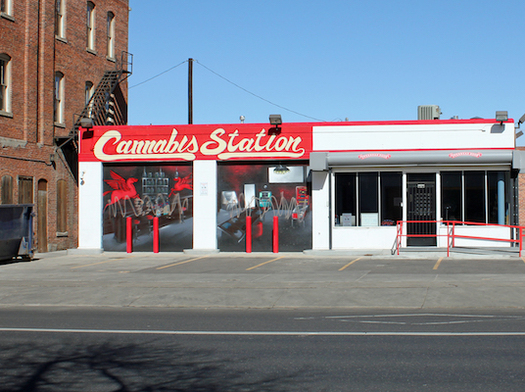 Colorado and eight other states have legalized the recreational use of marijuana. (Jeffrey Beall/Wikimedia Commons)
