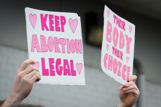 Polls by Kaiser, Pew, Reuters, Politico and Gallup found that an overwhelming majority of Americans think that access to abortion � at least under certain circumstances � should not be outlawed. (Tracy Hahn/Twenty20)