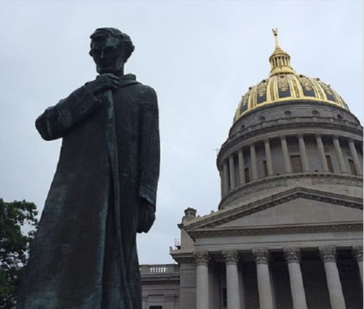 One reason cited for the high cost of the West Virginia Supreme Court office renovations is the age and historic nature of the Capitol building. (Wikipedia)