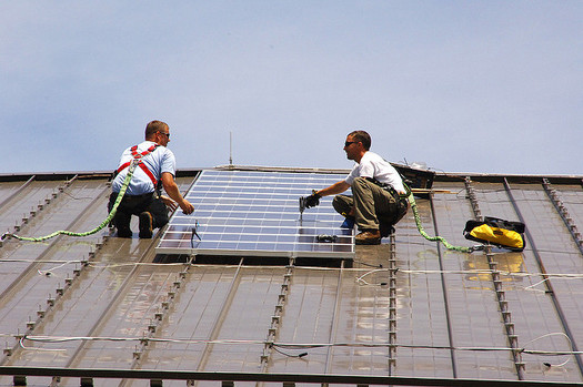 Arizona has seen the second highest rate of solar power growth in the nation over the past decade. (Flickr)