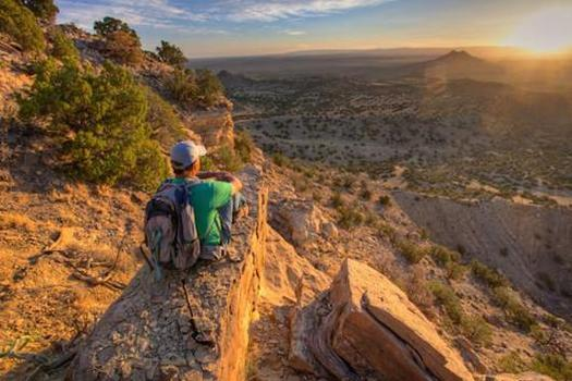 A new poll by the Center for Western Priorities shows only 18 percent of New Mexico voters are in favor of shrinking national monuments. (newmexico.org)