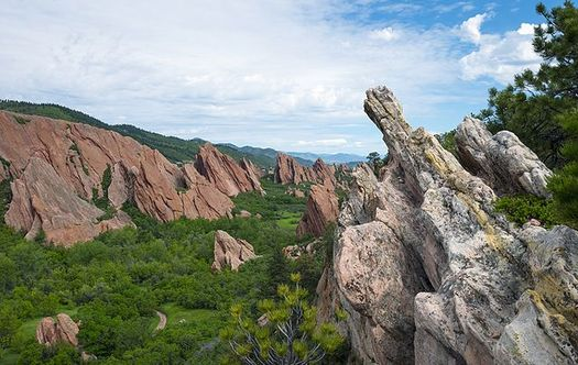 Land and Water Conservation Fund state assistance grants have supported hundreds of projects across Colorado, including Roxborough State Park. (Thomas Shahan/Wikimedia Commons)