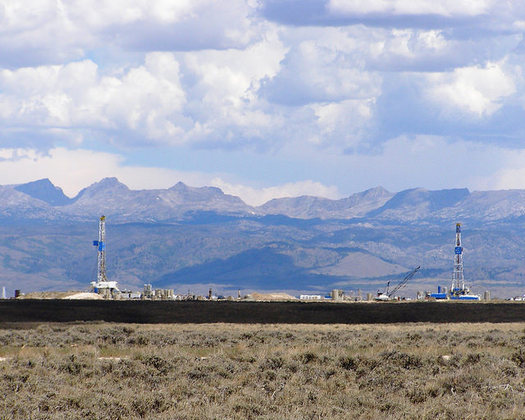 Natural gas lost through leaks, venting and other waste costs Wyoming between $8.8 million and $16 million in lost tax revenue every year. (BLM)