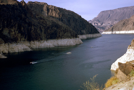 More than $200 million in maintenance repairs are needed in Nevada's national park sites. (Lake Mead/Flickr)