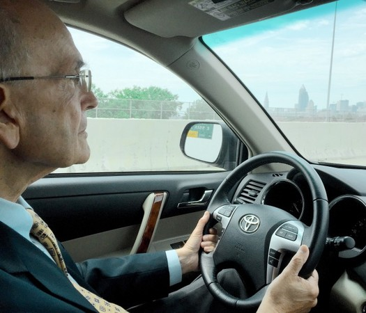 A study by AAA shows senior citizens are outliving their ability to drive safely by an average of seven to 10 years. (Elizabeth DeMarco / Twenty20)