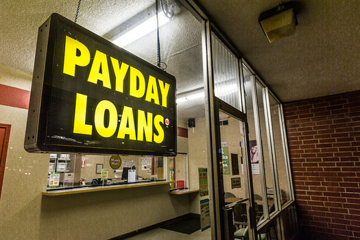 Most payday loan borrowers in Michigan re-borrow within 60 days. (Tony Webster/Flickr)