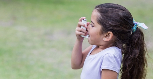 Missouri's KIDS COUNT says nearly 10 in every 1,000 children experienced an emergency room visit for asthma in 2015. (stjhs.org)