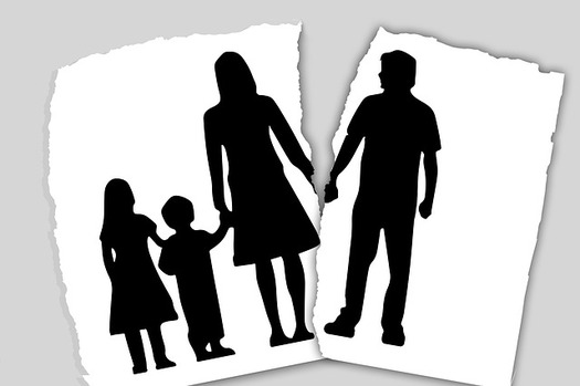 Just three Ohio counties have default parenting schedules that call for equal time. (Pixabay)