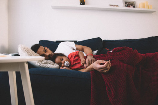 A new report finds that young parents of color face additional challenges as they work to raise their children and stay ahead financially. (Twenty20)