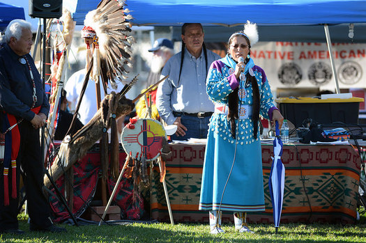 The Violence Against Women Act has provided greater protections for Native American women on tribal lands. (Marvin Lynchard/U.S. Dept. of Defense)