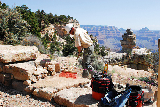 The Grand Canyon brought in $667 million in visitor spending in 2017, but facilities at the park are in need of repairs and maintenance. (Grand Canyon National Park/Flickr)
