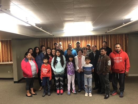 Families of Bellingham men detained in an August ICE raid are getting support from the organization Raid Relief to Reunite Families. (Sofia Castellon)
