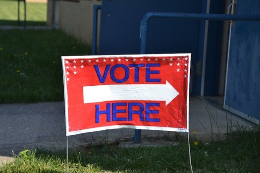 Idahoans can register to vote in person through Election Day, Nov. 6. (MargJohnsonVA/Twenty20)