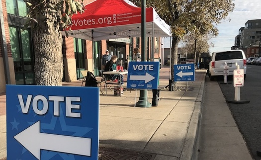 The Minnesota AFL-CIO and other advocates are conducting a statewide get-out-the-vote campaign (Galatas)