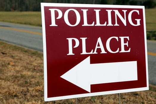 A record number of Texans are registered to vote in the Nov. 6 election. (DodgertonSkillhause/Flickr)