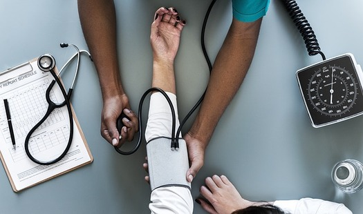 The cost of health care often is a reason people delay medical appointments, along with a lack of insurance and scheduling conflicts. (rawpixel/Pixabay)