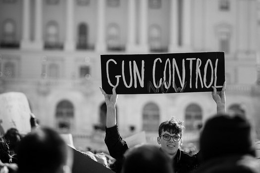 Each of the four most deadly mass shootings this year have left at least 10 people dead. (Lori Shaull/Flickr)