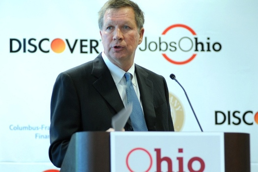 Gov. John Kasich's JobsOhio program says it has produced more than $6 billion in new revenue from created jobs. (Ohio.gov)
