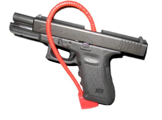 A report commissioned by the Utah Legislature finds that simple steps such as trigger locks could prevent many of the state's firearm suicides. (Wikimedia Commons)