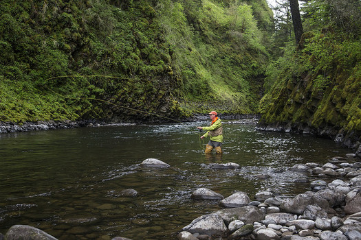 The outdoor recreation economy generates $16.4 billion in consumer spending annually in Oregon. (Bob Wick/Bureau of Land Mgmt.)