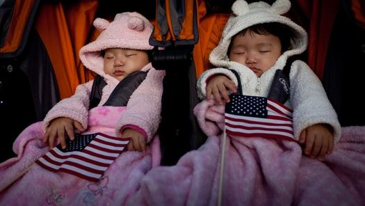 Immigrant children in New York were more likely to be uninsured than other groups in the state in 2017, likely due to parents' fear of interacting with the government. (Sgt. Randall A. Clinton/Marines)